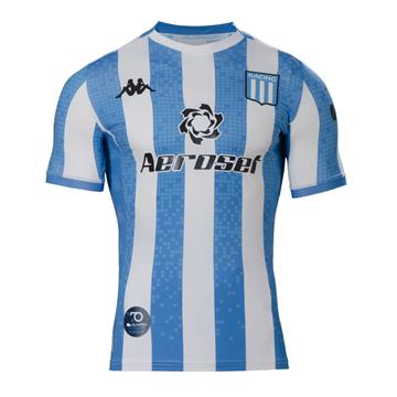 CAMISETA OFICIAL SLIM FIT KAPPA 2020